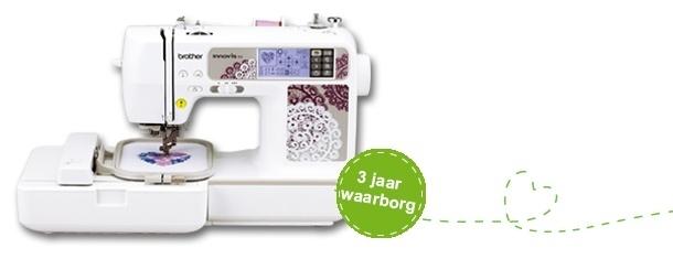 Brother Innov-IS 900 naaimachine borduurmachine