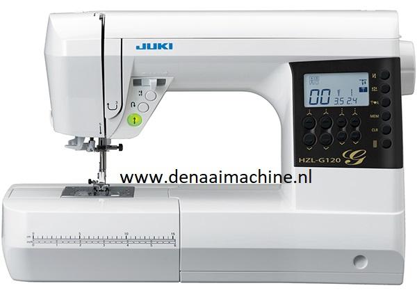 Juki HZL-G120 naaimachine