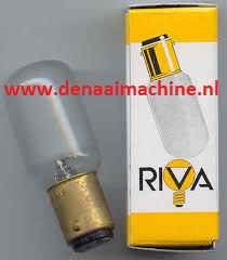 Naaimachine lamp bajonet