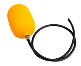 Eesiseel DN150 145-200 mm met vaste slang