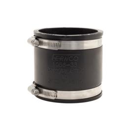 Fernco koppeling 90 - 75 mm