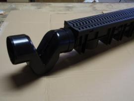 Lijn Sifon / Stankslot 110mm
