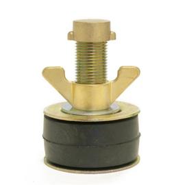 "Afsluitstop ENKELE ring 2½"" (61-75 mm)"