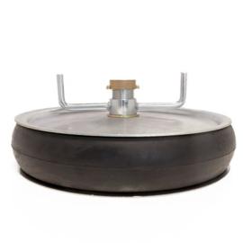 "Afsluitstop ENKELE ring 10"" (244-265 mm)"
