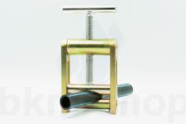 Mechanisch PE Knelapparaat 16-42 mm