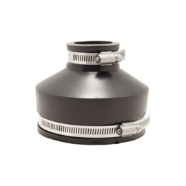 Fernco verloop koppeling  114-98/50-40 mm