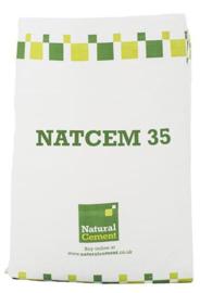 Natcem 35 snelhardend waterdichte cement