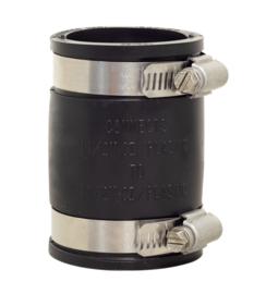 Fernco koppeling 50 - 40 mm