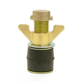 "Afsluitstop ENKELE ring 1½"" (36-48 mm)"