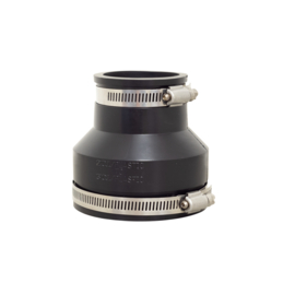 Fernco verloop koppeling  90-75/63-50 mm