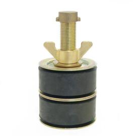 "Afsluitstop DUBBELE ring 3"" (73-85 mm )"