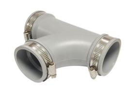 Fernco  Bochten en T-stukken (PVC elastomeer)