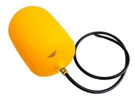 Eesiseel DN200/300 200-320mm met vaste slang