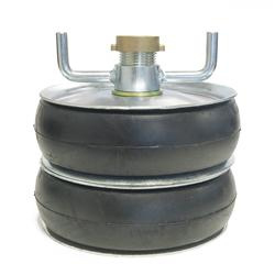 "Afsluitstop DUBBELE ring 8"" (191-211 mm)"