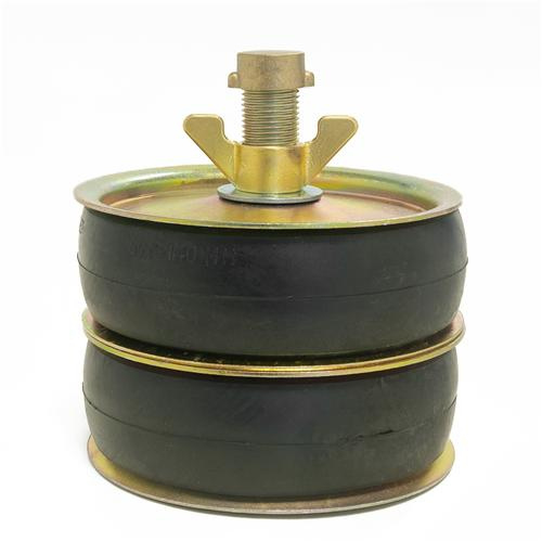 "Afsluitstop DUBBELE ring 5½"" (134-148 mm)"