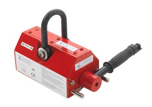 Permanente magneet PM500 incl. kist