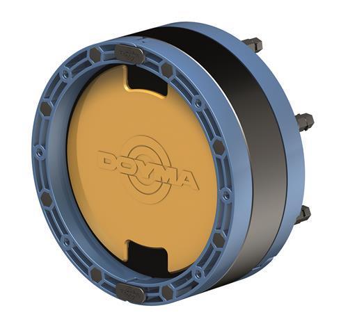 bkm-shop doyma kabeldoorvoersysteem DOYMA Curaflex Nova doorvoerafdichting lekkage beton kabeldoorvoer gas water kabel epdm leidingen muurdoorvoer buismanchet buisdoorvoer