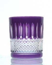 Whiskyglas ANNA violet