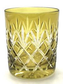 Waterglas/ whiskyglas EWA - light olive