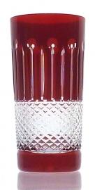 Drinkglas CHRISTINE ruby