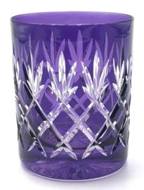 Waterglas/ whiskyglas EWA - violet