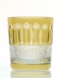 Whiskyglas CHRISTINE light-olive