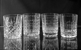 Whiskyglas JEFFREY DOUBLE -  set van 2 glazen