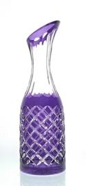 Decanter LUXORIA violet