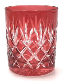 Waterglas/ whiskyglas EWA - strawberry
