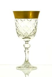 Wijnglas GOLDEN LINE  - set van 2 glazen