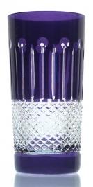 Drinkglas CHRISTINE violet
