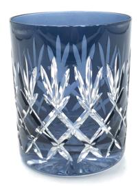 Waterglas/ whiskyglas EWA - grey blue