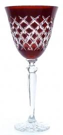 Goblet MAICHEL antic-ruby