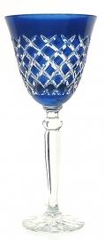 Goblet MAICHEL royal-blue