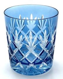 Waterglas/ whiskyglas EWA - light blue
