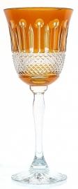 Goblet CHRISTINE amber