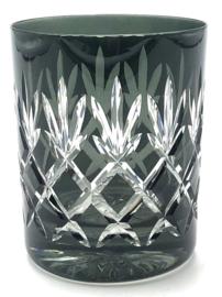 Waterglas/ whiskyglas EWA - dark grey