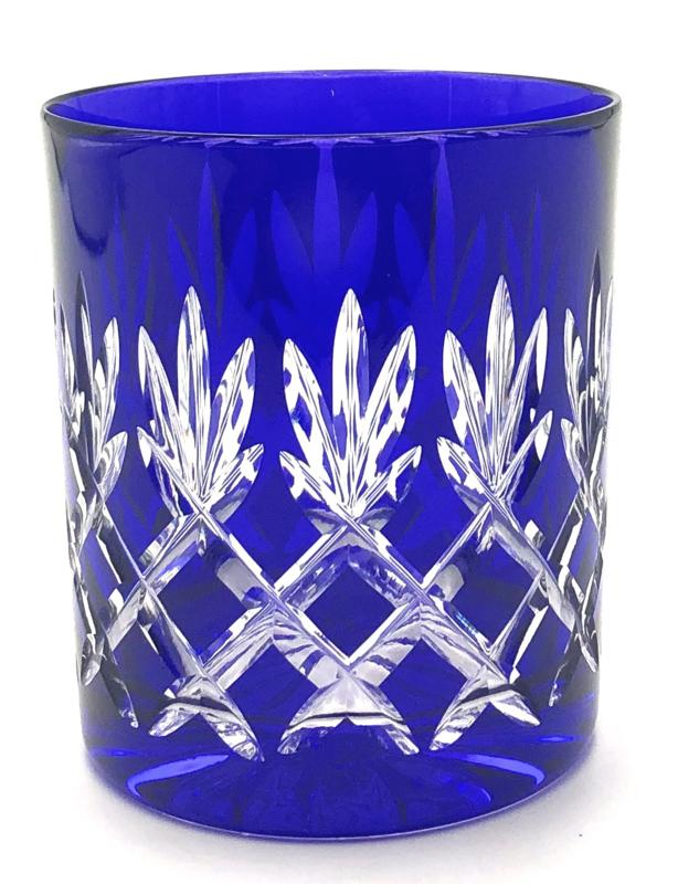Waterglas/ whiskyglas EWA - kobalt