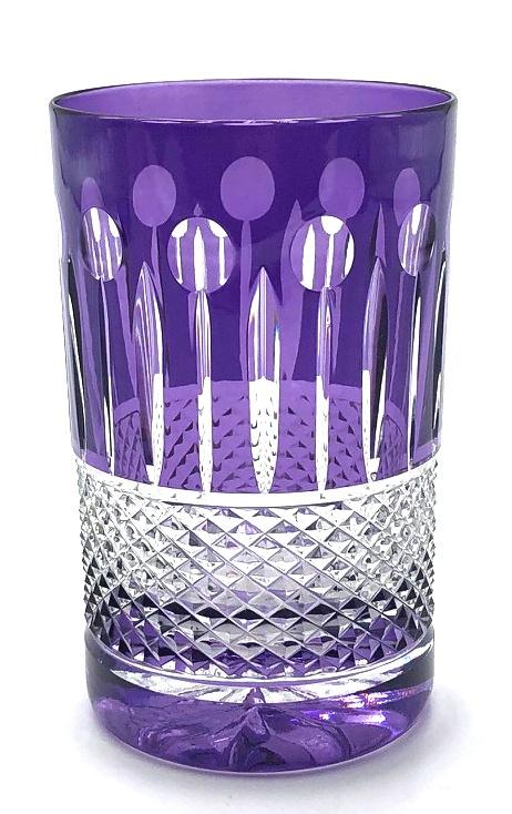 glaasje  CHRISTINE - violet