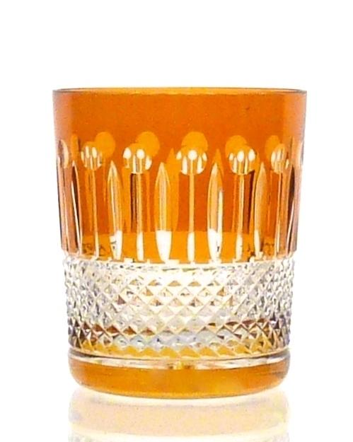 Whiskyglas CHRISTIE amber