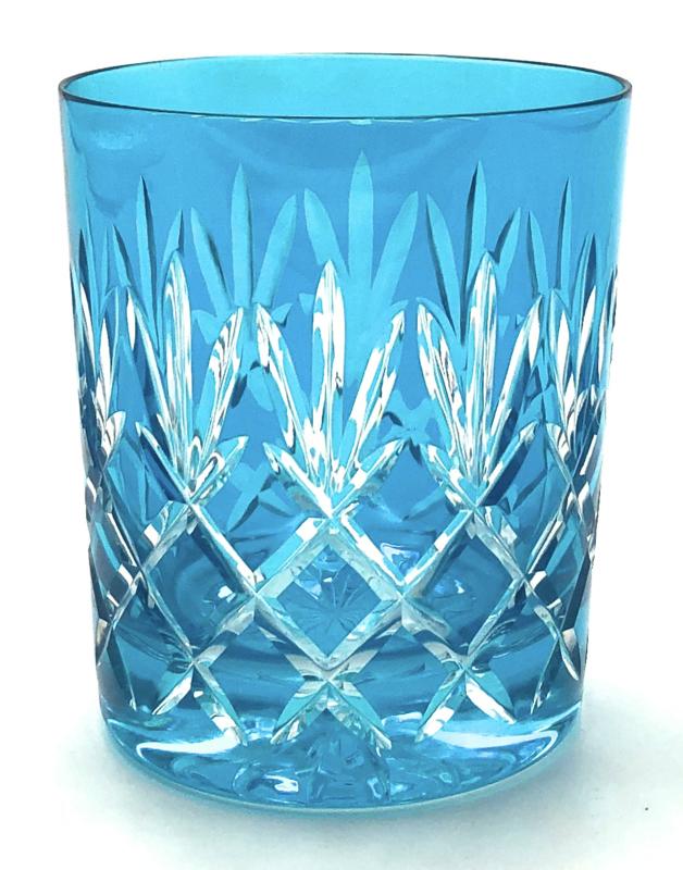 Waterglas/ whiskyglas EWA - turquoise