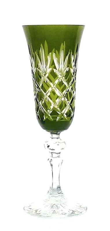 Flute EWA olive-green