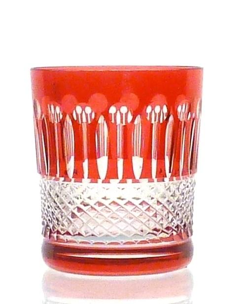 Whiskyglas CHRISTIE strawberry