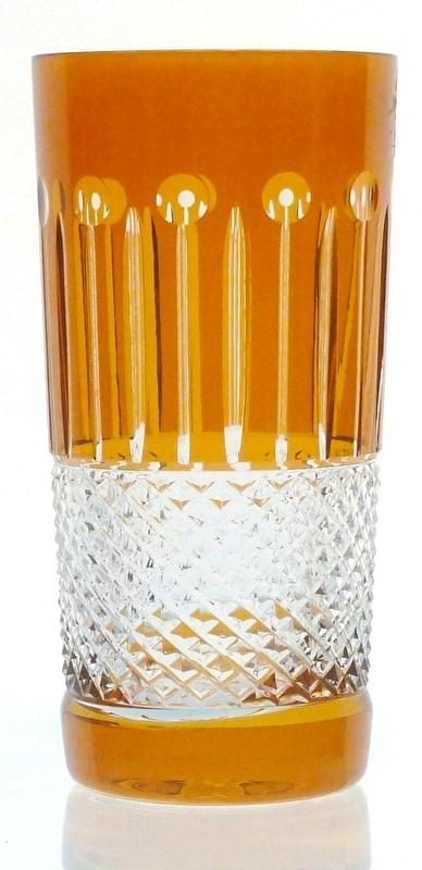 Drinkglas CHRISTINE amber