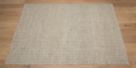 Vloerkleed Shantra Wool Honeycomb
