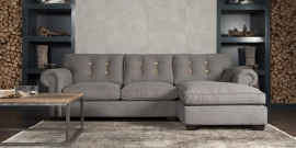 UrbanSofa Fabio lounge bank