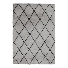 Carpet Rox Kleed Grey 2 Maten