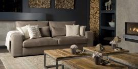 UranSofa Lorenzo loungebank of lounge bankstel