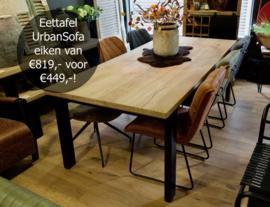 Eettafel UrbanSofa