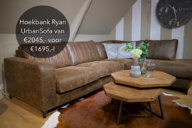 Hoekbank Ryan UrbanSofa